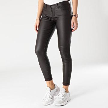 Girls Outfit - Pantalon Skinny Femme DJ137-5 Marron
