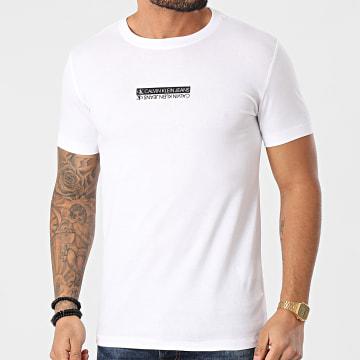 Calvin Klein - Tee Shirt 7063 Blanc