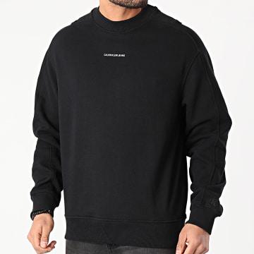 Calvin Klein - Sweat Crewneck 8507 Noir
