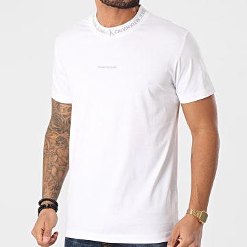 Calvin Klein - Tee Shirt 7096 Blanc