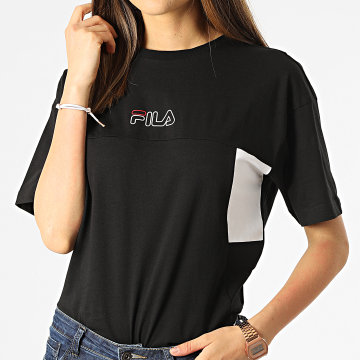 Fila - Tee Shirt Femme Jaelle 683293 Noir