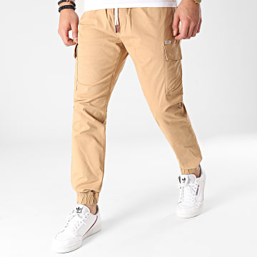 Tommy Jeans - Jogger Pant Ethan 0118 Camel