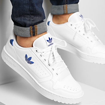 Adidas Originals - Baskets NY 90 FZ2247 Footwear White Royal Blue