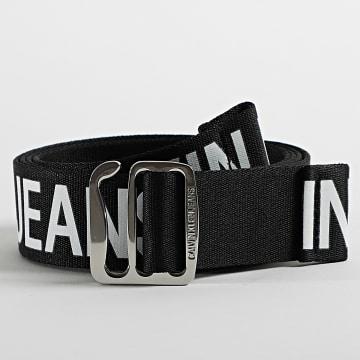 Calvin Klein - Ceinture Slider Tape 6554 Noir