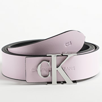 Calvin Klein - Ceinture Femme Logo 8032 Rose