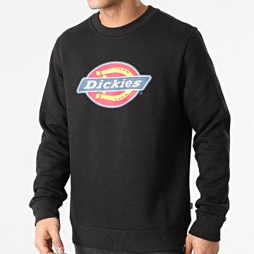 Dickies - Sweat Crewneck Icon Logo A4XCI Noir