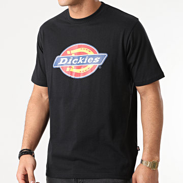 Dickies - Tee Shirt Icon Logo A4XC9 Noir