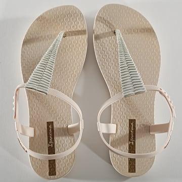 Ipanema - Sandales Femme Classic Glamour III 82862 Beige Gold