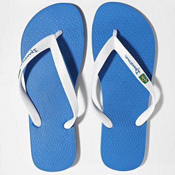 Ipanema - Tongs Classic Brazil II Bleu Roi