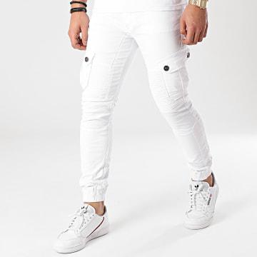 MTX - Jogger Pant 6979 Blanc