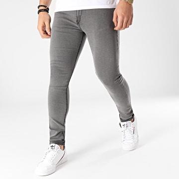 Reell Jeans - Jean Super Slim Radar Gris