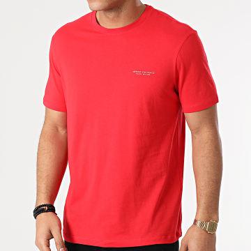 Armani Exchange - Tee Shirt 8NZT91-Z8H4Z Rouge