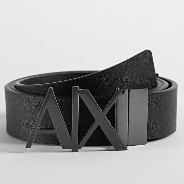 Armani Exchange - Ceinture Réversible 951017-CC505 Noir