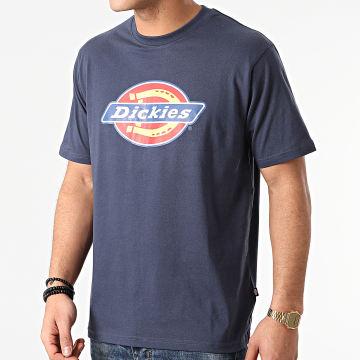 Dickies - Tee Shirt Icon Logo A4XC9 Bleu Marine