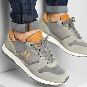 Le Coq Sportif - Baskets Jazy Classic 2110029 Grey Denim