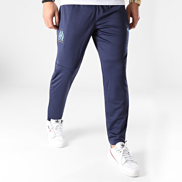 Puma - Pantalon Jogging OM Warmup 758650 Bleu Marine