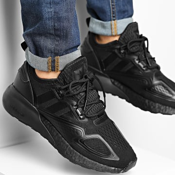 Adidas Originals - Baskets ZX 2K Boost GY2689 Core Black