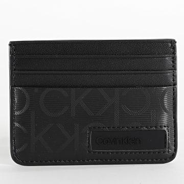 Calvin Klein - Porte-cartes Cardholder 6762 Noir