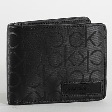 Calvin Klein - Portefeuille Bifold 5cc 6760 Noir