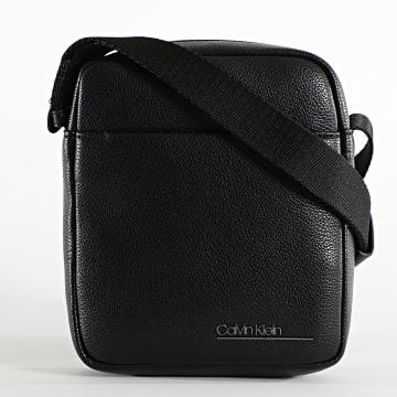Calvin Klein - Sacoche Bombe Mini Reporter 5518 Noir
