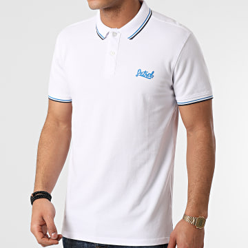 Petrol Industries - Polo Manches Courtes 900 Blanc