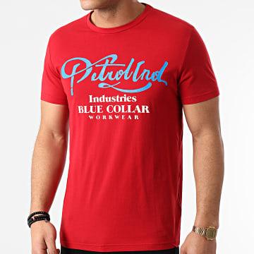 Petrol Industries - Tee Shirt 600 Rouge