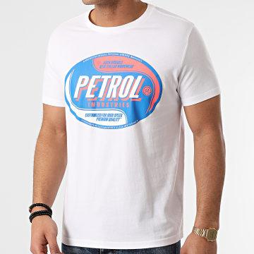 Petrol Industries - Tee Shirt 601 Blanc