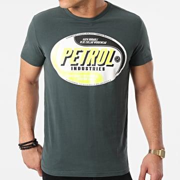 Petrol Industries - Tee Shirt 601 Vert