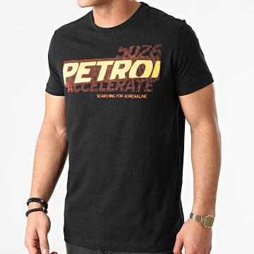 Petrol Industries - Tee Shirt 631 Noir