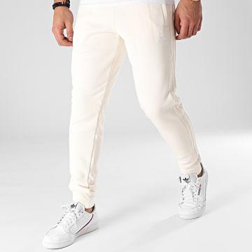 Adidas Originals - Pantalon Jogging A Bandes 3Stripes GN3456 Ecru