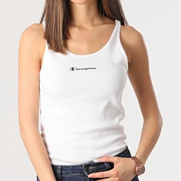 Champion - Débardeur Femme 113067 Blanc