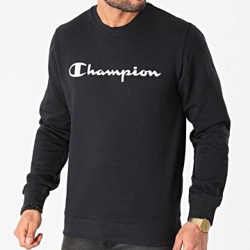 Champion - Sweat Crewneck 214140 Noir
