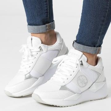 Guess - Baskets Femme FL5TESPEL White