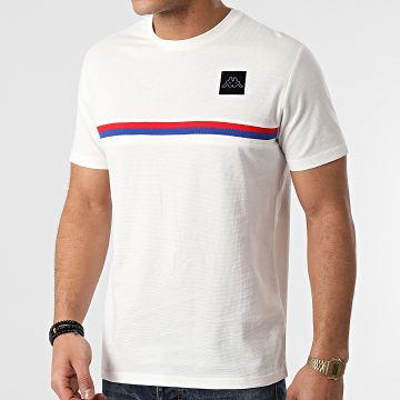 Kappa - Tee Shirt Bisso 311B2JW Ecru