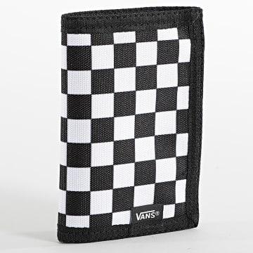 Vans - Portefeuille Slipped C32HU0 Noir Blanc
