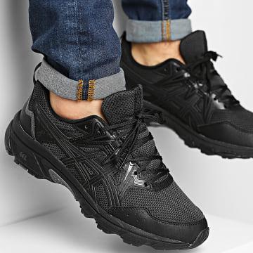 Asics - Baskets Gel Venture 8 1011A824 Black Black