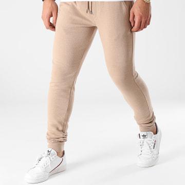 Brave Soul - Pantalon Jogging Martell Beige