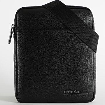Calvin Klein - Sacoche Flat Pack 5517 Noir