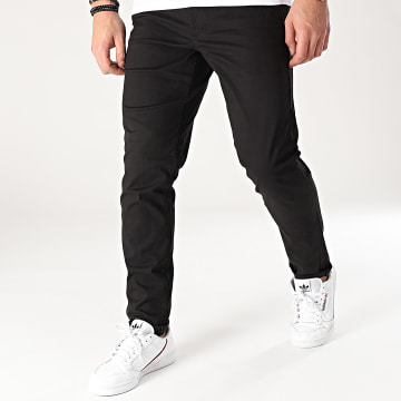 Only And Sons - Pantalon Chino Will Life Noir