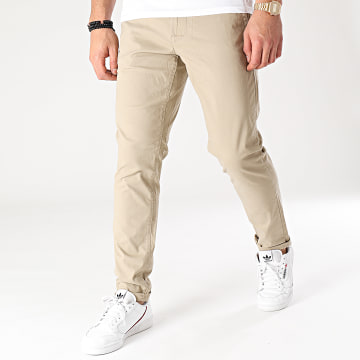 Only And Sons - Pantalon Chino Will Life Beige
