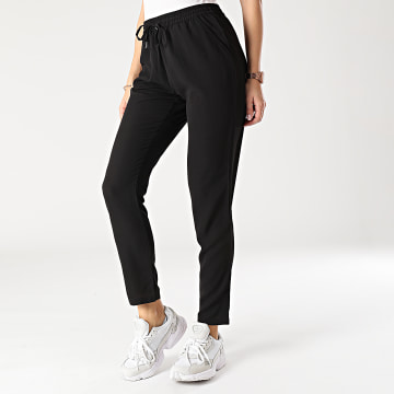 Only - Pantalon Femme Nova Lux Noir