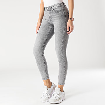Only - Jean Skinny Femme Wauw Life Gris
