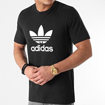 Adidas Originals - Tee Shirt Trefoil GN3462 Noir