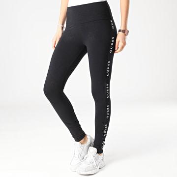 Guess - Legging Femme A Bandes O1GA08-KABR0 Noir