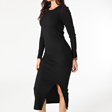 Only - Robe Pull Femme Manches Longues Donna Life