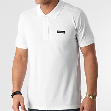 Teddy Smith - Polo Manches Courtes Nark 11314792D Blanc