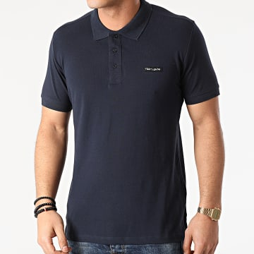 Teddy Smith - Polo Manches Courtes Nark 11314792D Bleu Marine