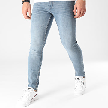 Tom Tailor - Jean Slim Piers 1025937-XX-12 Bleu Denim