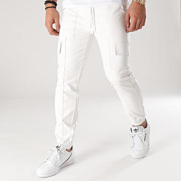 Uniplay - Jogger Pant 5205 Blanc