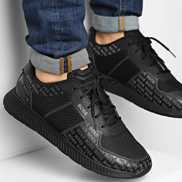 BOSS - Baskets Titanium Runner 50452042 Black